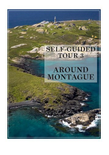 Tour around the Island's Trails - Montague Island
