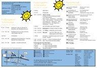 Festwirtschaft Festprogramm Schönwetter Festprogramm ... - Reinach
