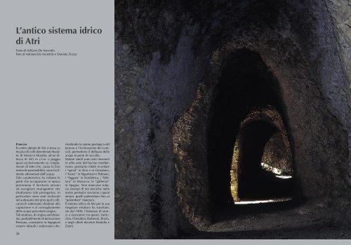 L'antico sistema idrico di Atri - Riserva Naturale dei Calanchi di Atri