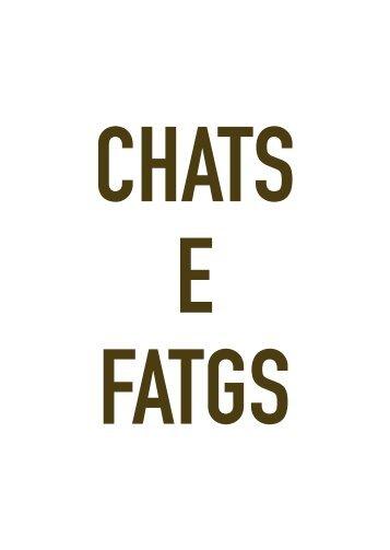 chats e fatgs - Raetisches Museum