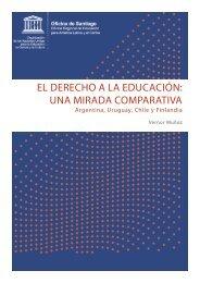El dErEcho a la Educación: una mirada comparativa