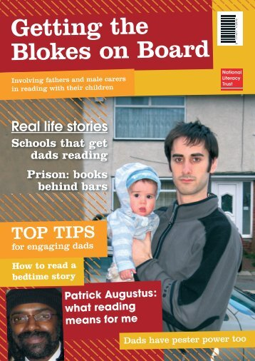 Getting the Blokes on Board - National Literacy Trust
