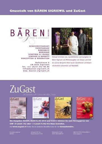 ZuGast - Radio BeO