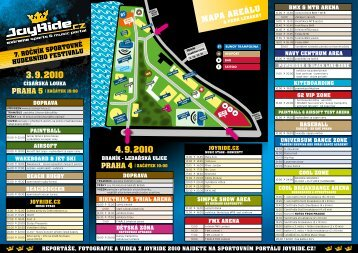 3. 9. 2010 4. 9. 2010 - Joyride