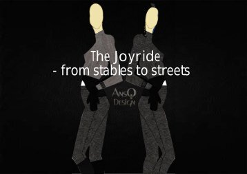 The Joyride - from stables to streets - Theseus