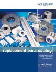 Replacement parts catalog - Soluciones totales para la fundición