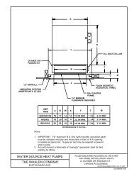 Whalen Heat Pump Thermostat Wiring Diagram  Goodman Heat