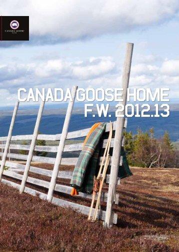 canada goose home
