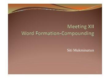 Siti Mukminatun - Staff UNY