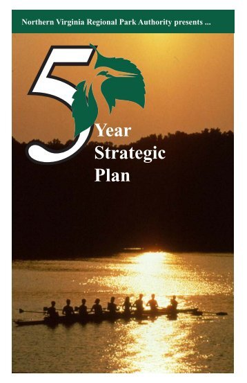 5Year Strategic Plan - Northern Virginia Regional Park Authority