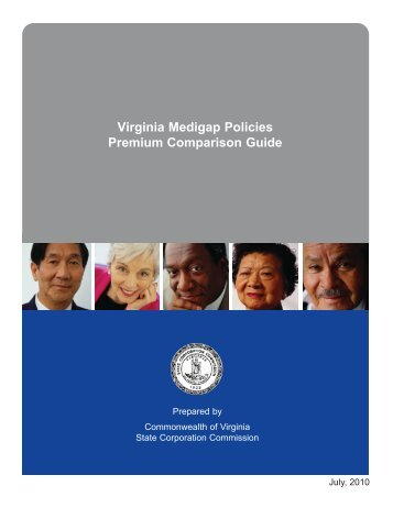 Virginia Medigap Policies Premium Comparison Guide