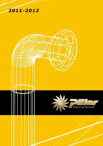 2011-2012 Catalog PDF - Pillar Spoke
