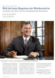 Interview 116.pmd - Reichmuth & Co.