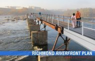 RICHMOND RIVERFRONT PLAN - City of Richmond