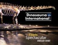 Spectacular - Dinosauria International