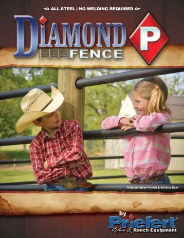 Fence Catalog - Priefert Ranch Equipment