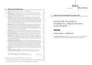 Funktionelle Neurologie in Rehabilitation, Allgemeinmedizin und ...