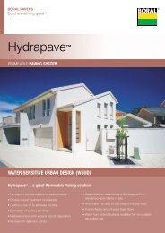 Hydrapave™ - Pacific Brick Paving Newcastle