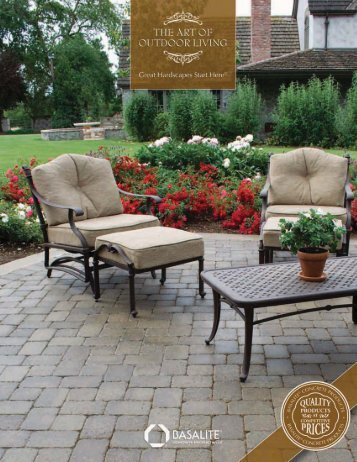 The Art of Outdoor Living - ID - Basalite Concrete Products