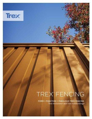 TREX® FENCING