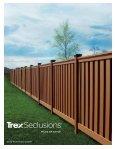 TREX® FENCING - Page 4