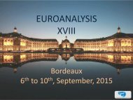 Bordeaux Congress Center - DAC-EuCheMS