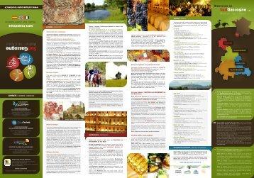 Télécharger notre carte touristique - Sud Gascogne - Madiran - Val d ...