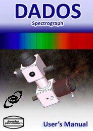May 2008 – English Revision v1 - Baader Planetarium