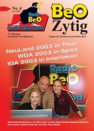 Nr. 4 - Radio BeO