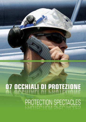 protection spectacles - Barilli