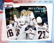 2011 U.S. National Junior Team - CacheFly