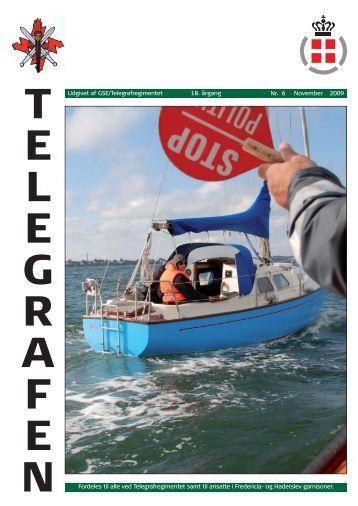Telegrafen 6. udgave 2009 - Forsvarskommandoen