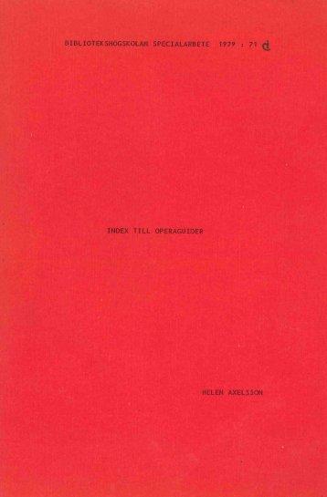 1979 nr 71.pdf - BADA - Högskolan i Borås