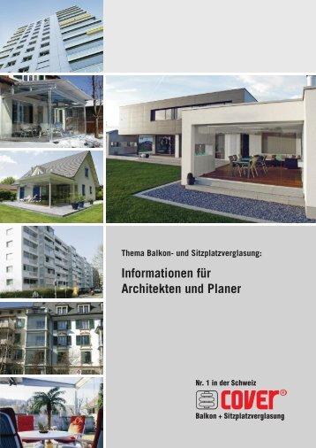 Cover Prospekt - Reichmuth & Rüegg AG