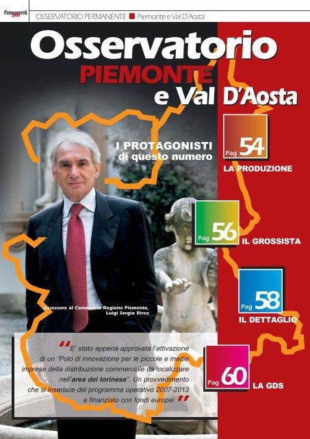 PIEMONTE e Val D'Aosta PIEMONTE e Val D'Aosta - Marketing ...