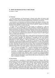 6. Analisi del dissesto da frana in Valle d'Aosta - Ispra