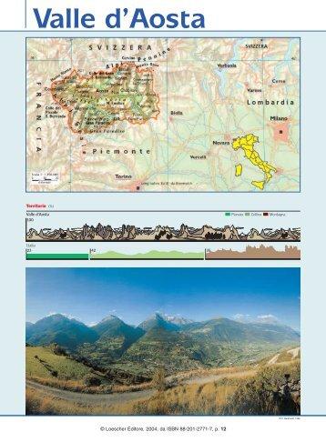 Valle d'Aosta - Loescher Editore