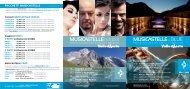 pacchetti musicastelle - Valle d'Aosta Spettacoli