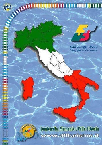 Lombardia, Piemonte e Valle d'Aosta - dlf torino