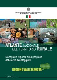 Regione Valle D'Aosta - Rete Rurale Nazionale