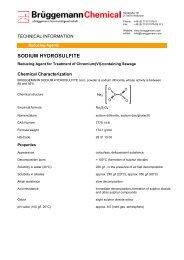 Sodium Hydrosulfite S