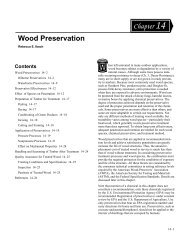 Wood Preservation - Conrad Lumber Company