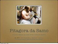 Pitagora da Samo. - Portale Filosofico