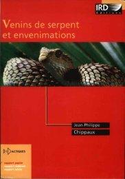 Venins de serpents et envenimations - IRD