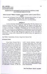 113 herpetofauna diversity of ujun g kulon national park - Research ...