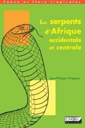 Les serpents d'Afrique occidentale et centrale - IRD
