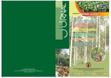 jurnal PHT Vol_7_No5_2010... - Pusat Litbang Hutan Tanaman