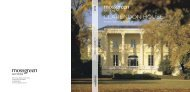 CLARENDON HOUSE - Mossgreen Gallery