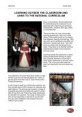 Support material for a visit to tudor world - The Falstaffs Experience - Page 4