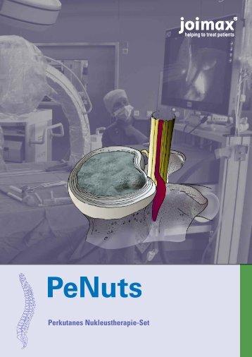 Prospekt PeNuts - ANDRE Surgical